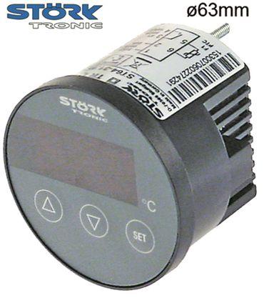 STÖRK-TRONIC ST64-31.10 Elektronikregler 230V AC für PTC PTC 1