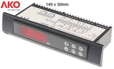 AKO Elektronikregler AKO-10323 230V AC für NTC -50 bis +99°C