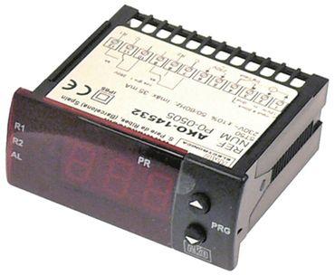 AKO AKO-14532 Elektronikregler 230V AC für mA Abmaße 71x29mm mA
