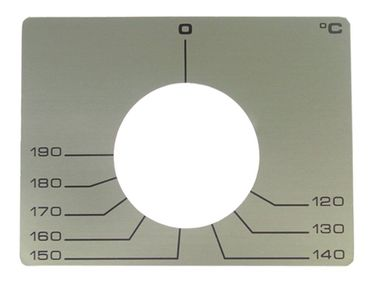 Angelo-Po Frontfolie Länge 115mm Breite 87mm