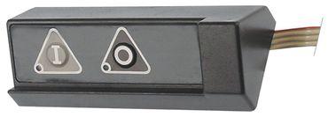 Angelo-Po Tastatureinheit 2 Tasten für Aufschnittmaschine SC4