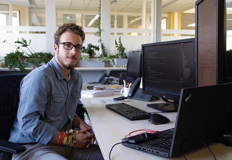 IT Specialist for Application Development (m/f/d)