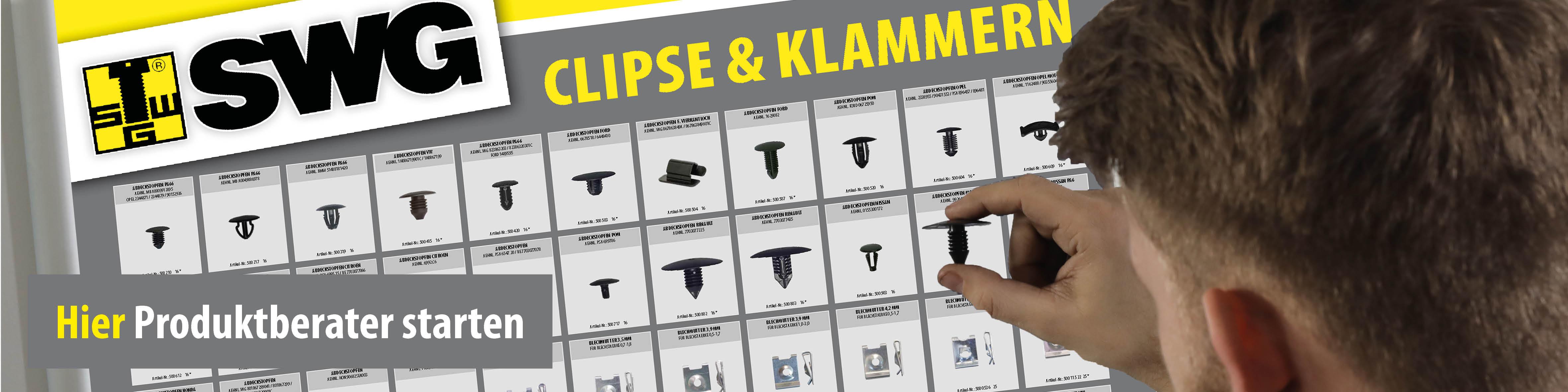 Produktfinder Clipse