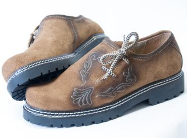 Damen Trachten Haferl Schuh 201 101