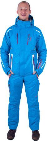 Almwelt Herren Skijacke in blau