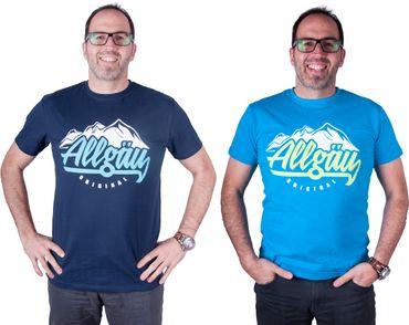 Almwerk Herren T-Shirt Allgäu