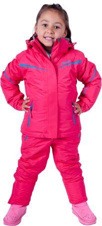 Almwerk Kinder Skijacke in pink