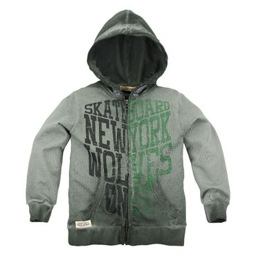 Bondi Sweatjacke New York graphit