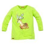 Bondi T-Shirt langarm Miss Alpenglück grün 001