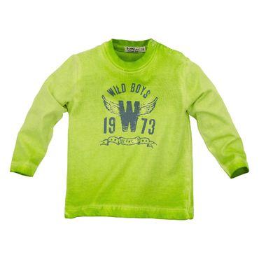 Bondi T-Shirt Wild Boys grün