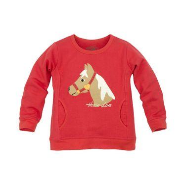 Bondi Sweatshirt Horse Love hummer