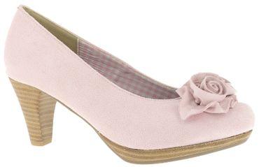 Damen Pumps rosa 3000518