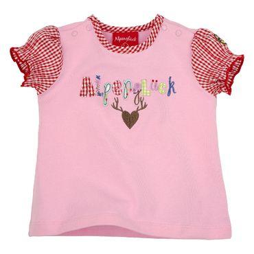 "Bondi T-Shirt ""Alpenglück"" rose"