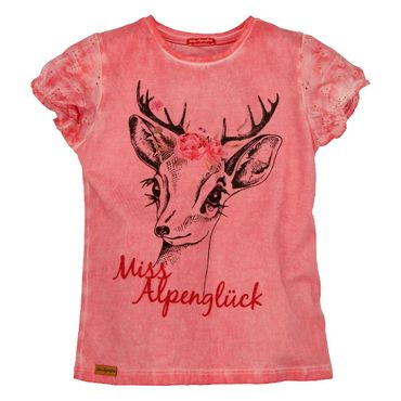 "Bondi T-Shirt ""MIss Alpenglück"" rose"