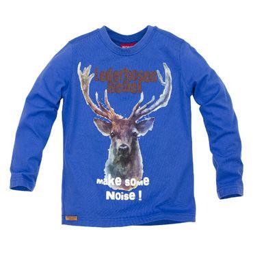 "Bondi T-Shirt ""Lederhosen Rebel"" blau 29960"