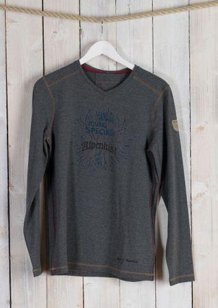 Northland Herren Langarm T-Shirt Hans