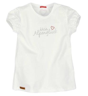 Bondi T-Shirt Miss Alpenglück 26032 weiß