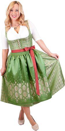 Kaiser Franz Josef Dirndl Wittensee grün