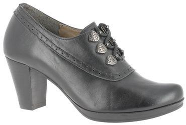 Esgano Damen Schuhe Pumps schwarz 3009219002