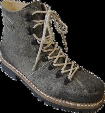 Südtiroler Herren Schuh 2822U Wild grau