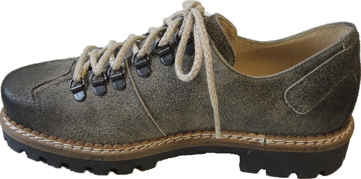 7eaac493c3 Südtiroler Herren Schuh 2816U Wild grau Herren Schuhe