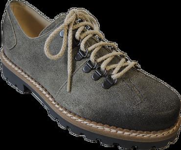 Südtiroler Herren Schuh 2816U Wild grau
