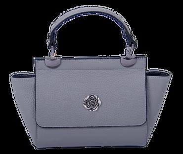 Damen Trachten Tasche 3265 grau Rose