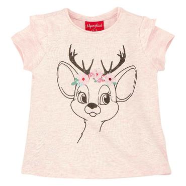 Bondi T-Shirt Bambi 86103 rosa 2019