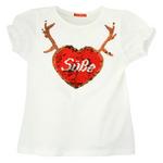 Bondi T-Shirt Süße 26045 weiß 2019 001