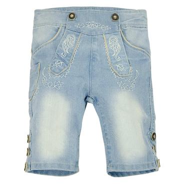 Bondi Trachten Jeans Bermuda 29950 blue denim 2019