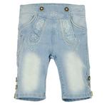 Bondi Trachten Jeans Bermuda 29950 blue denim 2019 001