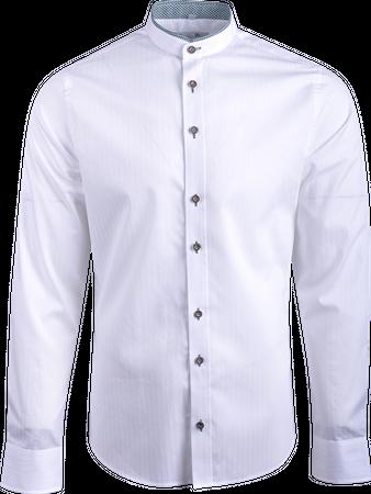 Gweih&Silk Herren Hemd GS06 172 ws/grün