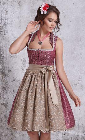 Stoiber Damen Dirndl Beere 119151-6