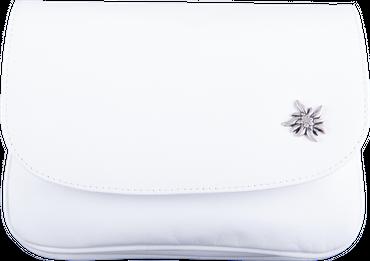 Damen Trachten Tasche 26/2075-3 weiss