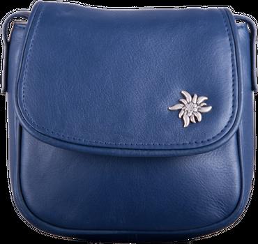 Damen Trachten Tasche 2050 01 blau