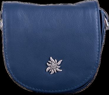 Damen Trachten Tasche 2050 02 blau
