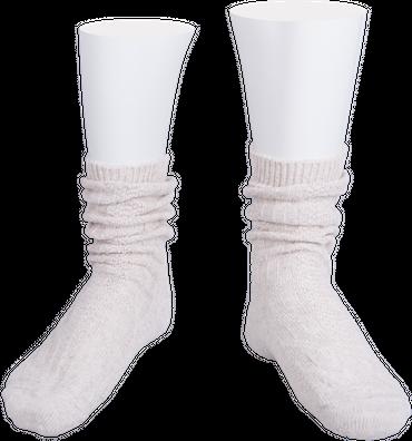 Herren Trachten Schopper Socken H13 natur