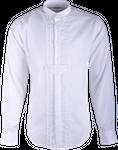 Gweih&Silk Herren Hemd GS05 172 weiss 001