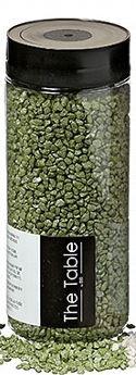 Deko Steine fein, 700 g grün