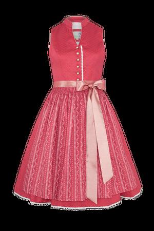 Alpenfee Dirndl Jella 2020109 pink