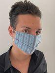 Almwelt Mund Nasen Maske Stoffmaske aus Baumwolle Style 2 001