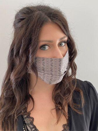 Almwelt Mund Nasen Maske Stoffmaske aus Baumwolle Style 11