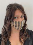 Almwelt Mund Nasen Maske Stoffmaske aus Baumwolle Style 12 001