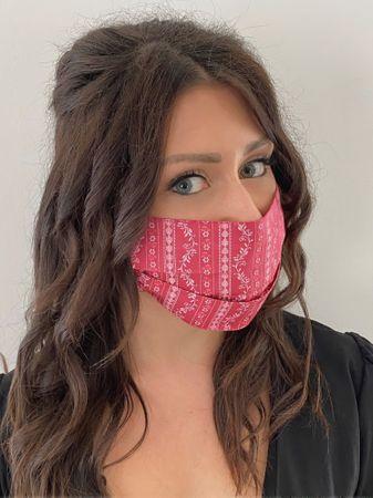 Almwelt Mund Nasen Maske Stoffmaske aus Baumwolle Style 14