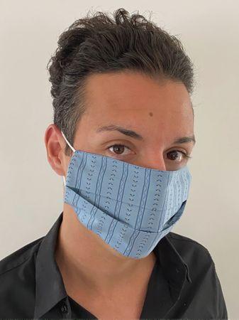 Almwelt Mund Nasen Maske Stoffmaske aus Baumwolle Style 16
