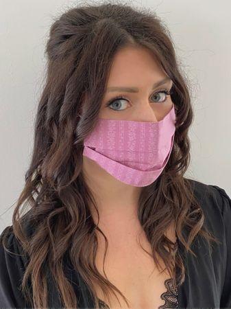 Almwelt Mund Nasen Maske Stoffmaske aus Baumwolle Style 33