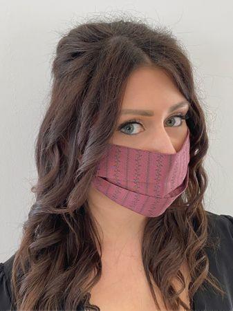 Almwelt Mund Nasen Maske Stoffmaske aus Baumwolle Style 46