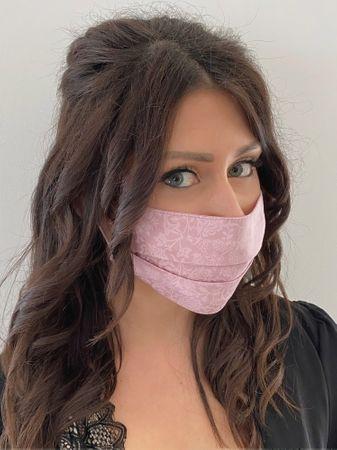 Almwelt Mund Nasen Maske Stoffmaske aus Baumwolle Style 44