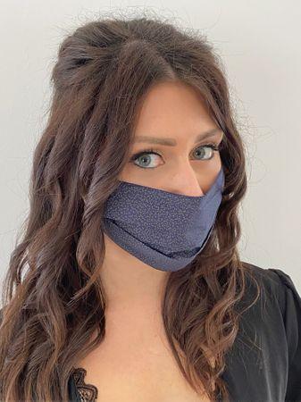 Almwelt Mund Nasen Maske Stoffmaske aus Baumwolle Style 49