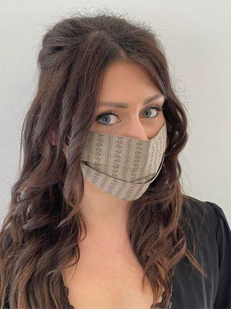 Almwelt Mund Nasen Maske Stoffmaske aus Baumwolle Style 52